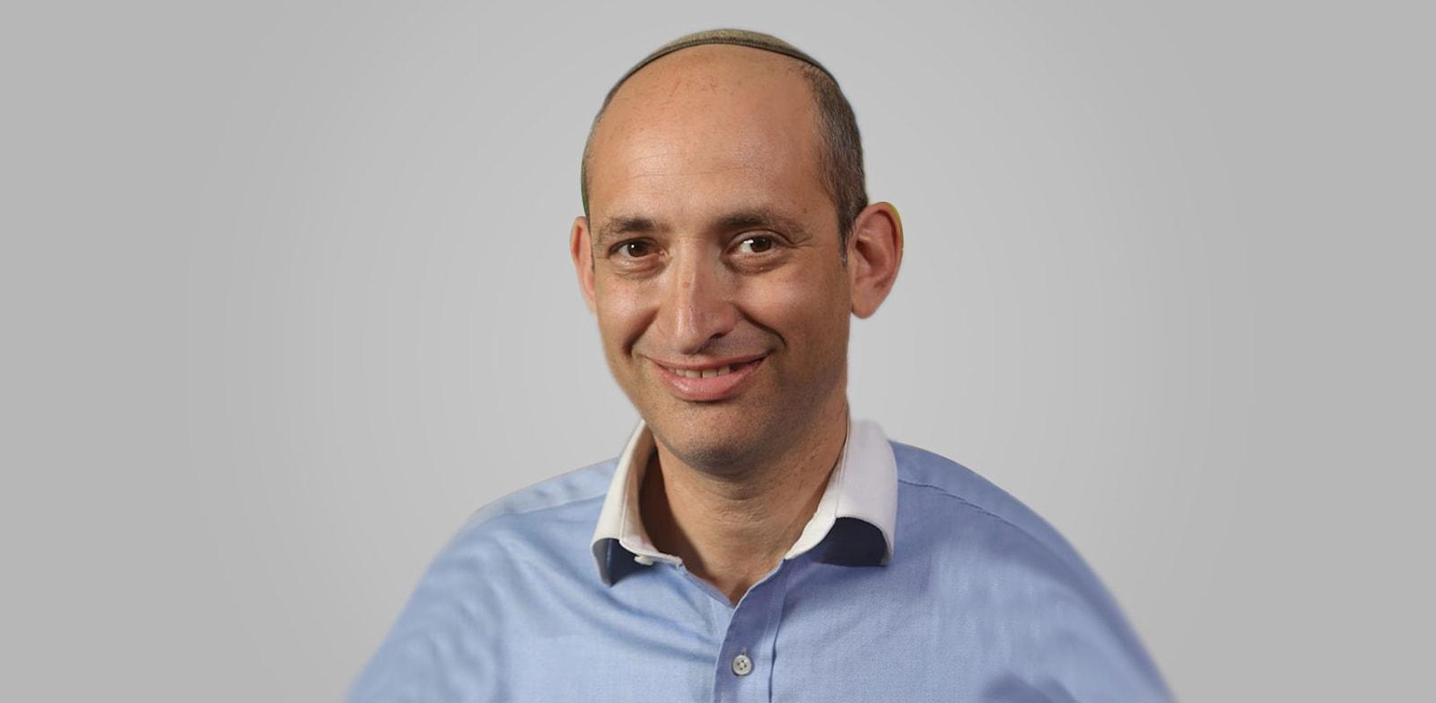 """אביעד פרידמן, מנכ""""ל משרד הבינוי והשיכון / צילום: דן סבאח"""