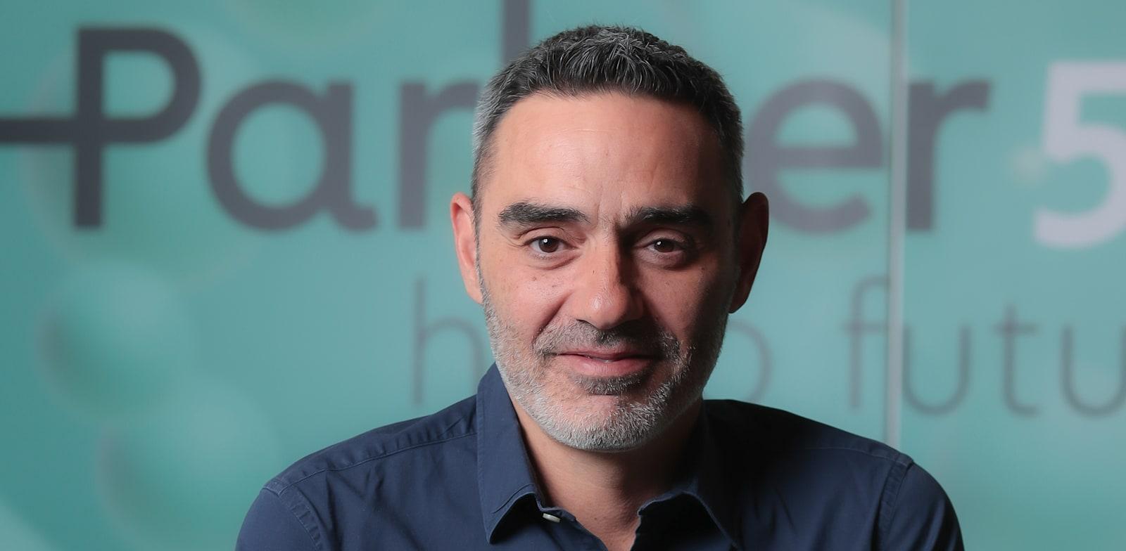 """מנכ""""ל פרטנר, אבי צבי / צילום: ישראל שם טוב"""
