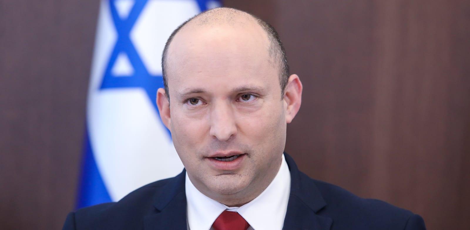 Naftali Bennett Photo: Jerusalem Post Marc Israel Sellem