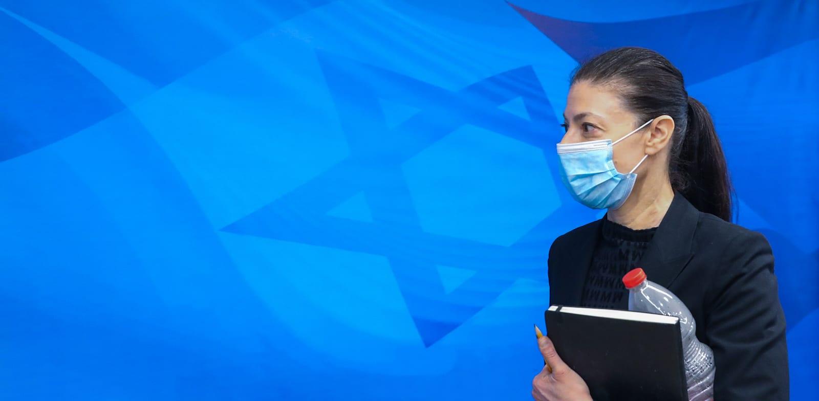 שרת התחבורה מרב מיכאלי / צילום: מארק ישראל סלם - הג'רוזלם פוסט