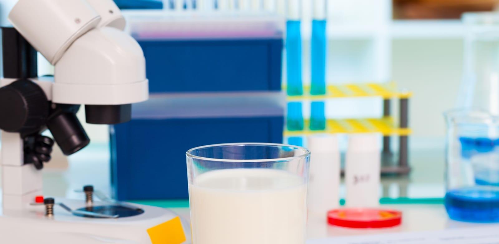 החלב המתורבת בדרך? / צילום: Shutterstock