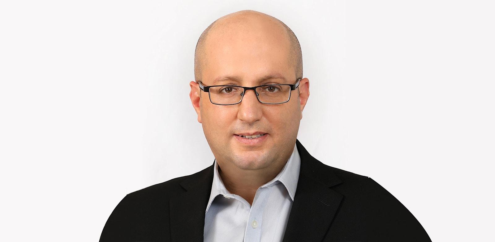 תמיר כהן, מנכ''ל ויו''ר שיכון ובינוי / צילום: סיון פרג'
