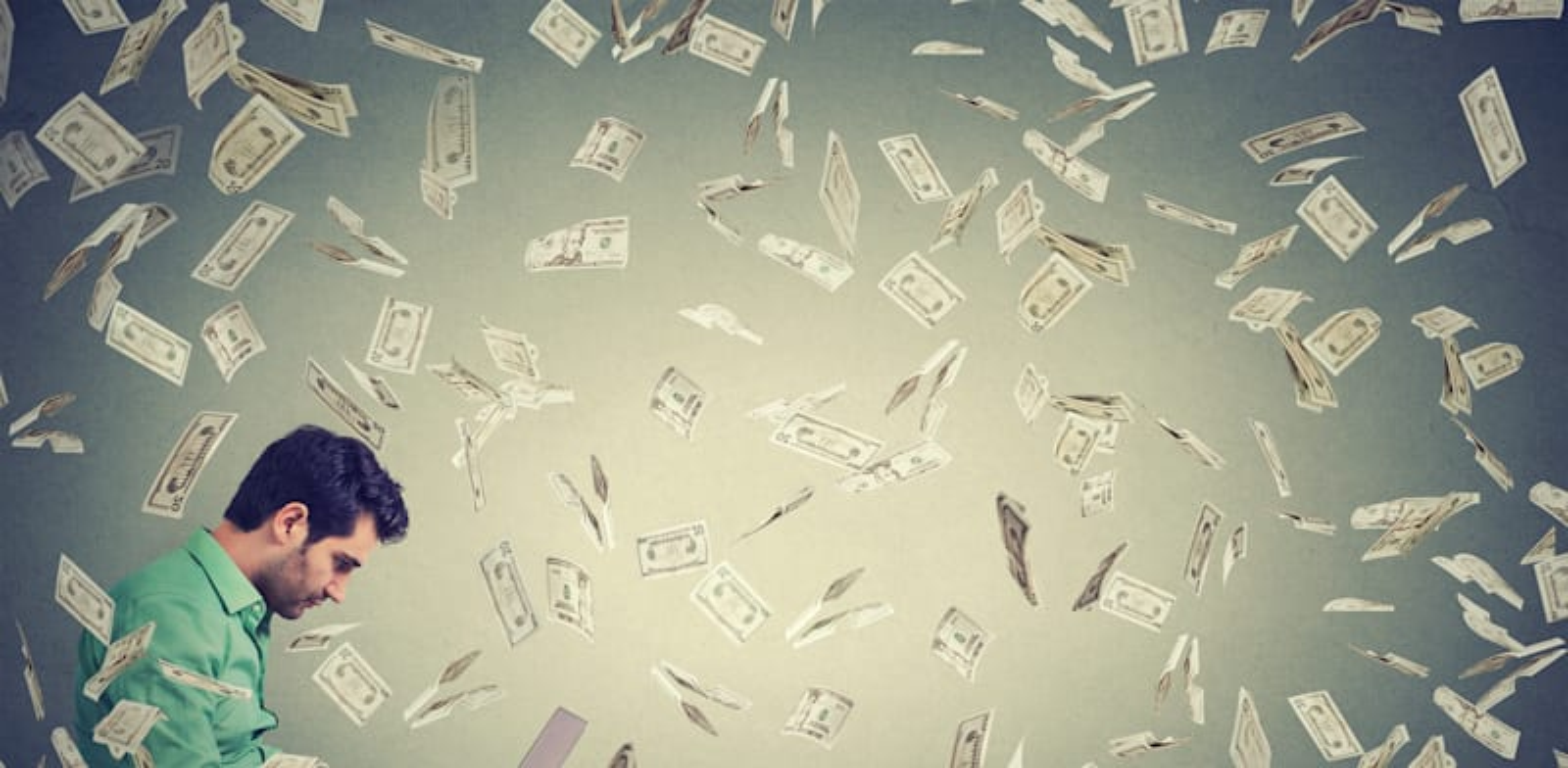 New tech wealth  credit: Shutterstock