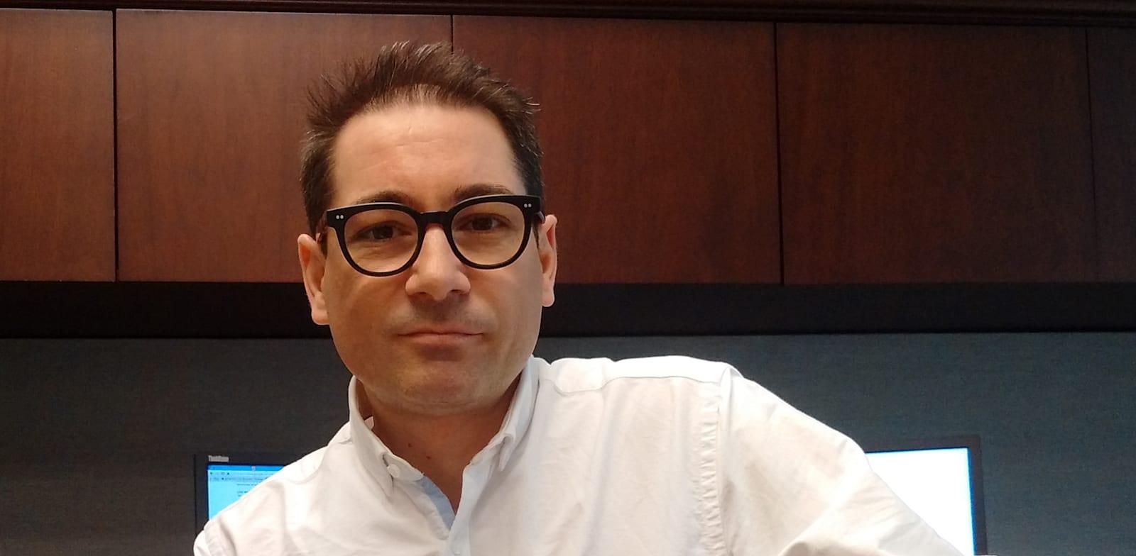 אנת'וני די יוריו, מייסד רשת האת'ריום / צילום: Reuters