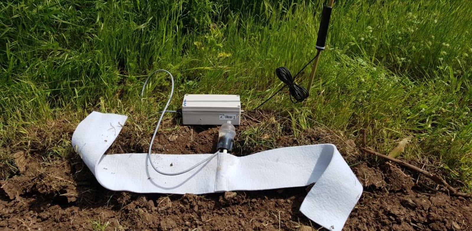 NDrip irrigation system  credit: NDrip