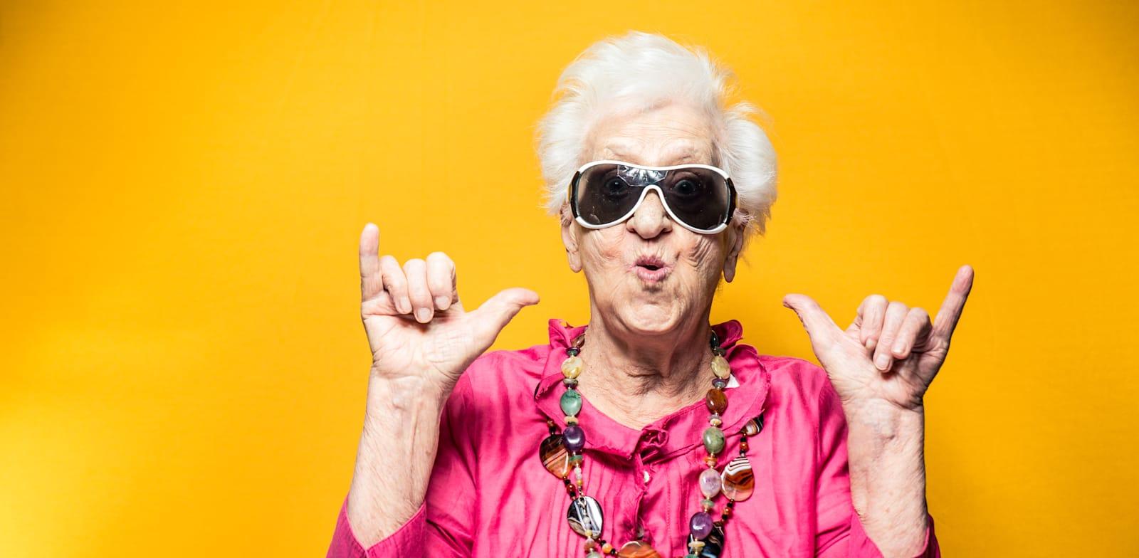 בקרב בני הגיל השלישי תועדו רמות חוסן אישיות גבוהות יחסית בשלבים מאוחרים יותר של המגפה / צילום: Shutterstock, oneinchpunch