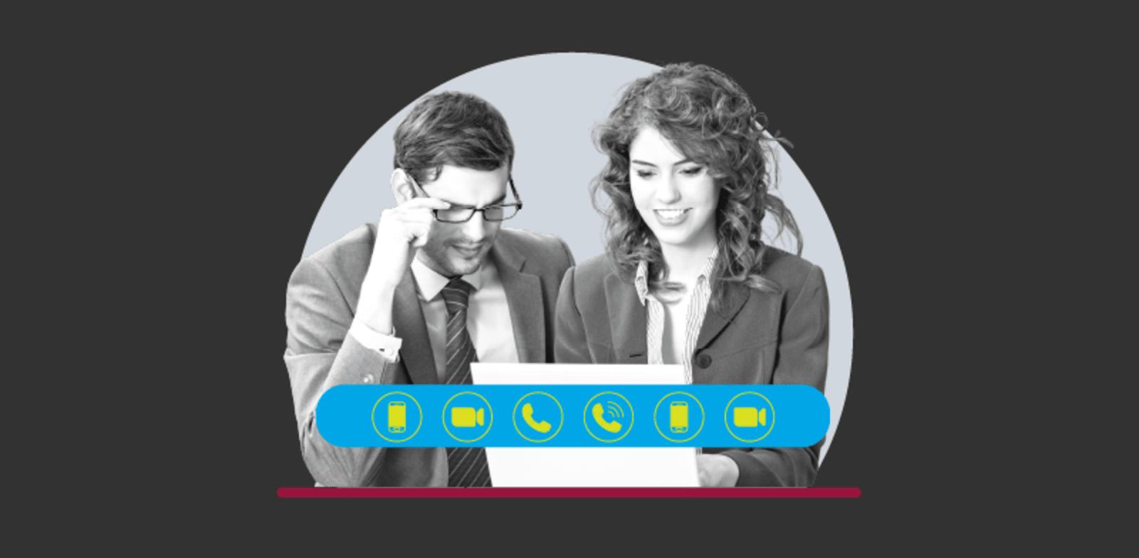 מה עובד טוב יותר, סיעור מוחות בזום או בטלפון / צילום: Shutterstock