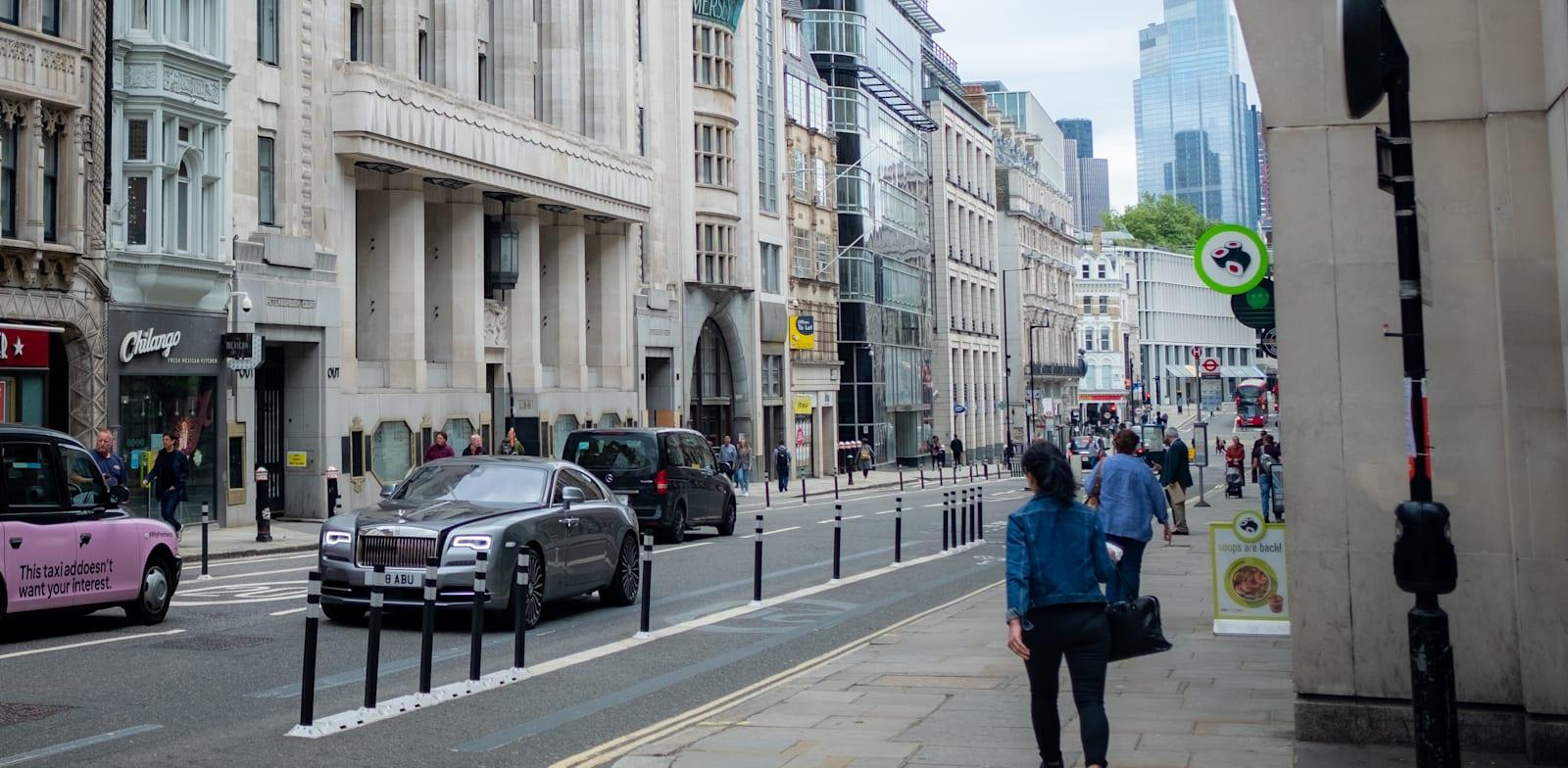 לונדון / צילום: Shutterstock, Willy Barton