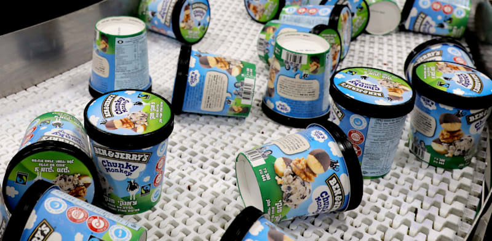 גלידות בן אנד ג'ריס / צילום: Shutterstock