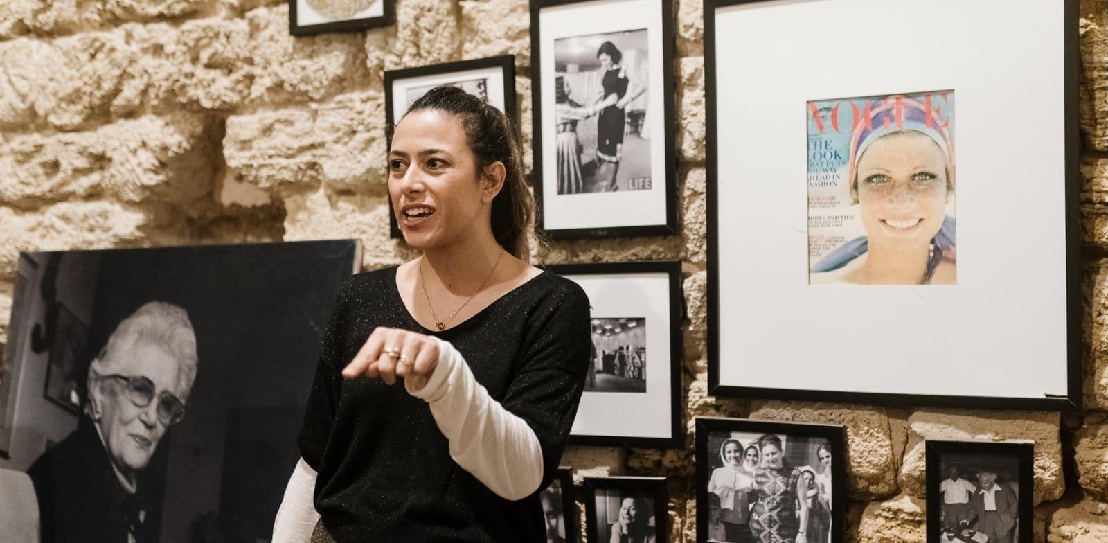 לירז כהן מרדכי, הבעלים של Fashionating by Liri / צילום: שני רייך