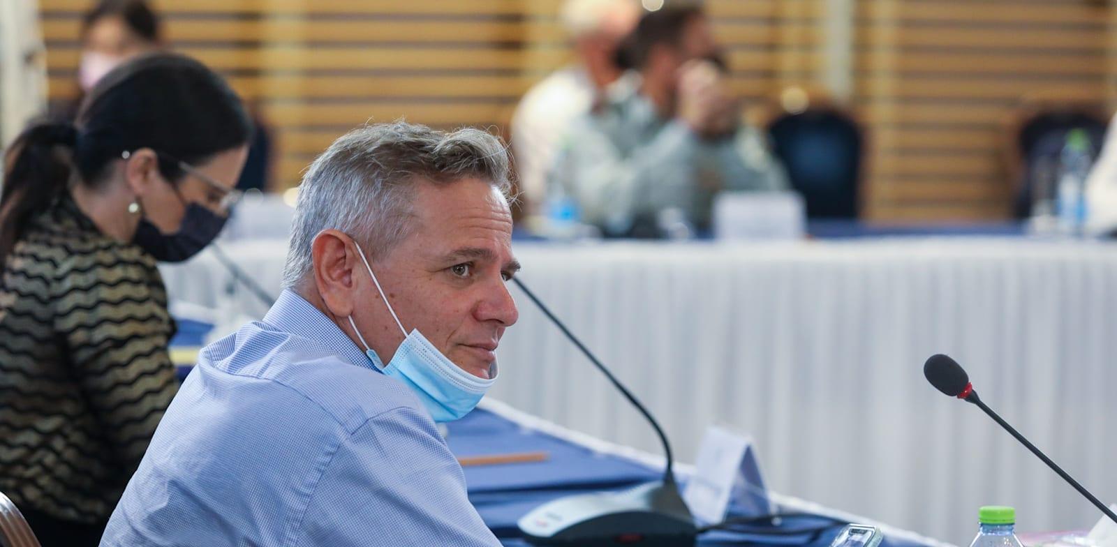 """שר הבריאות ניצן הורוביץ. דורש הגדלה משמעותית של תקציב משרדו / צילום: מארק ישראל סלם , """"ג'רוזלם פוסט"""""""