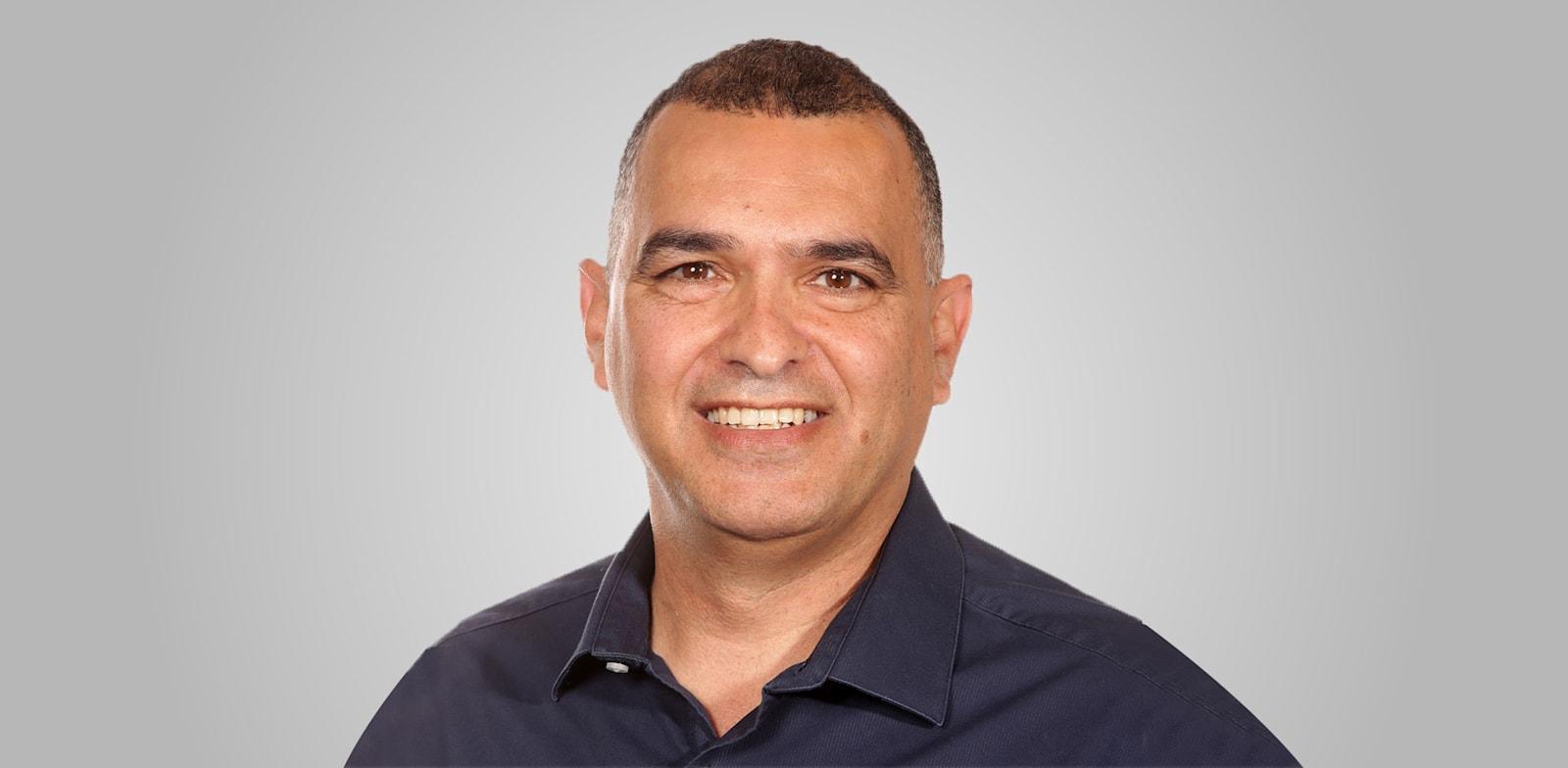 """דוד מיכאל, מנכ""""ל שגריר / צילום: גיא קרן"""