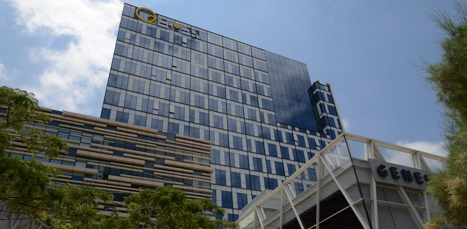 בניין NSO, הרצליה / צילום: איל יצהר
