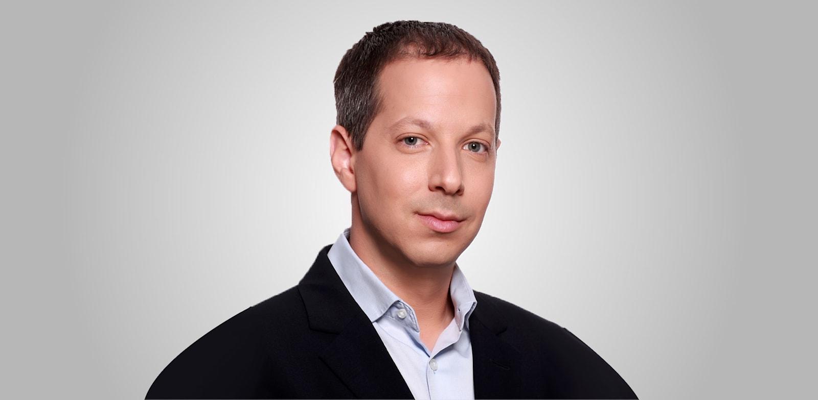 """דייב לובצקי, מנכ""""ל אי.בי.אי ניהול תיקים / צילום: אילן בשור"""