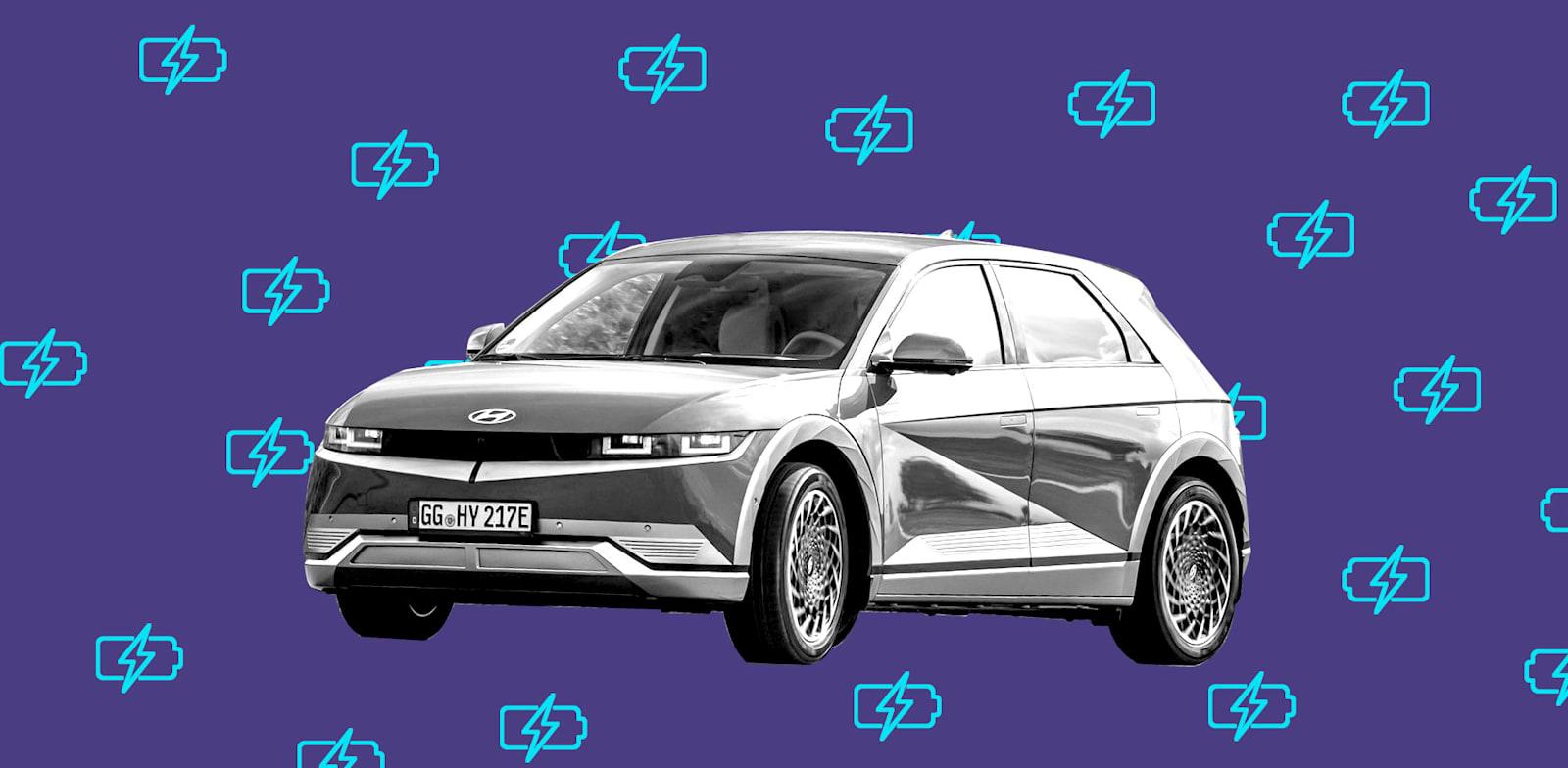 """החשמלית החדשה """"איוניק 5"""". מענה אסטרטגי לכיבוש של """"טסלה"""" - השבוע בעולם הרכב / צילום: יח""""צ"""