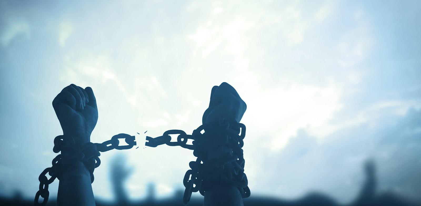 עבדות מודרנית, שוק שמגלגל מיליארדי דולרים בשנה / צילום: Shutterstock