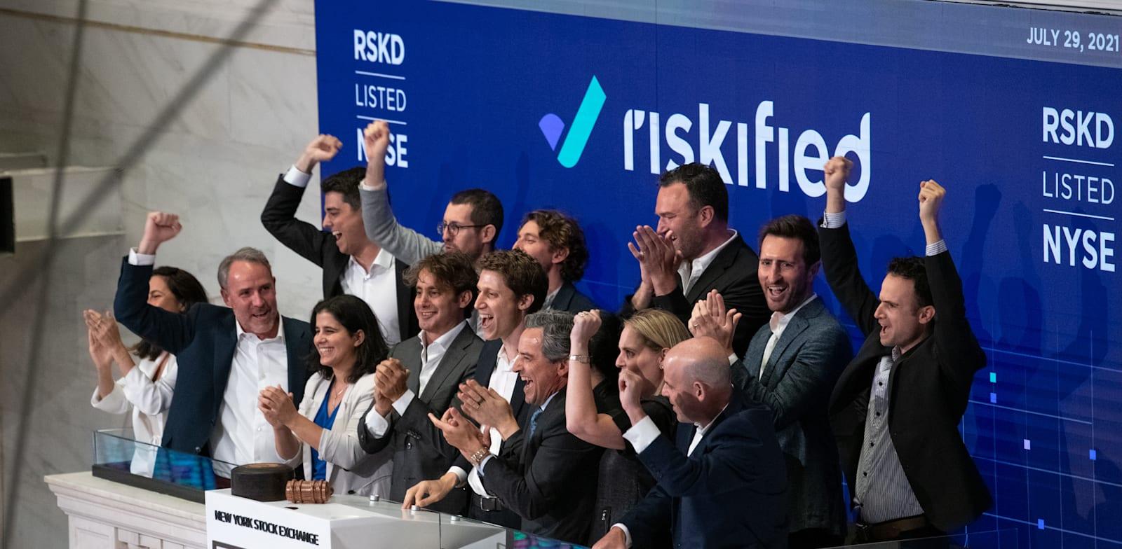 Riskified IPO Photo: CRC Media