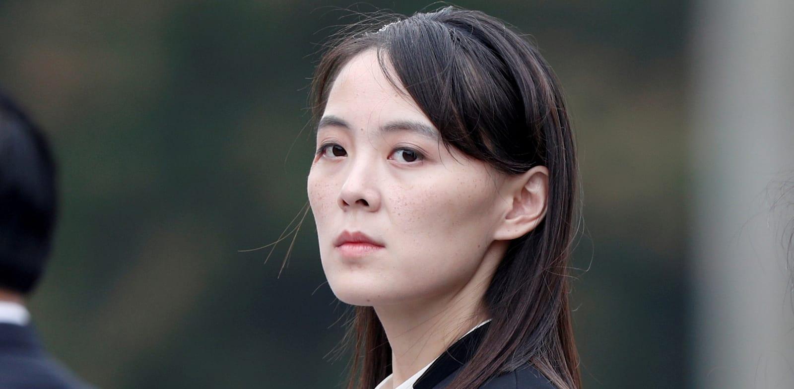 קים יו-ג'ונג, אחותו של שליט צפון קוריאה / צילום: Reuters, חורחה סילבה