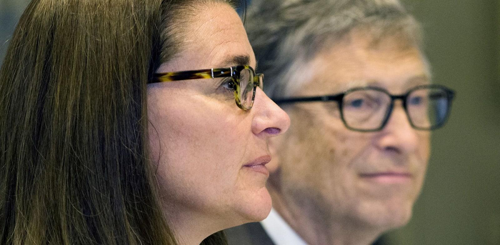 ביל ומלינדה גייטס / צילום: Reuters, Pearl Gabel