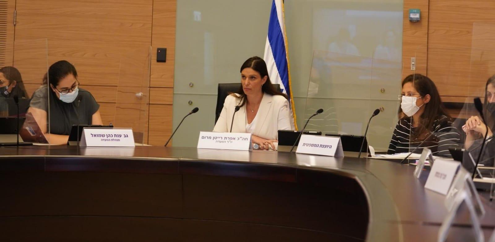 הדיון היום בוועדת העבודה, הרווחה והבריאות של הכנסת / צילום: דוברות הכנסת, דני שם טוב