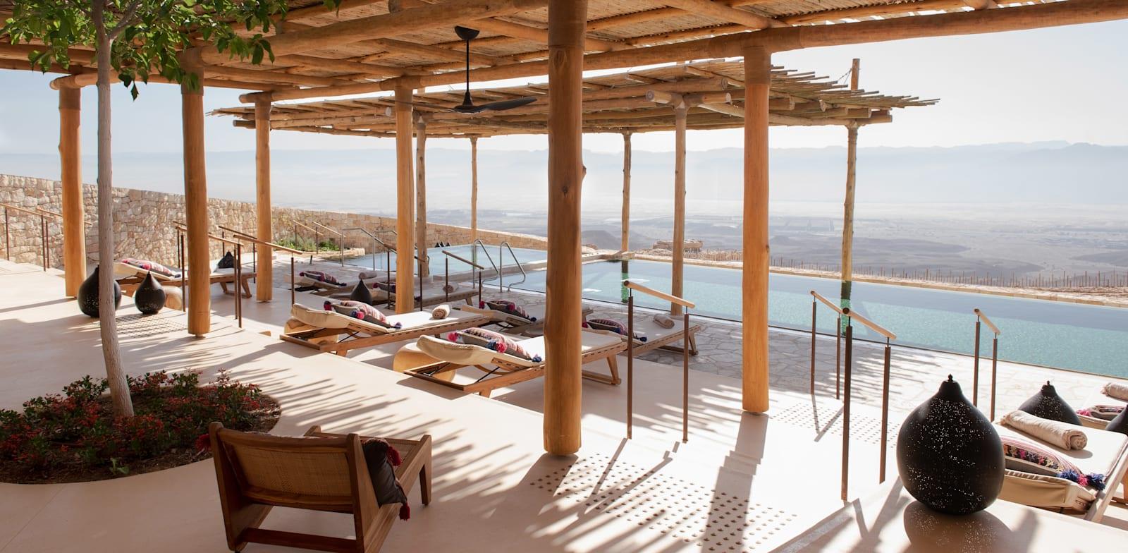 Six Senses Shaharut Hotel Photo: Six Senses