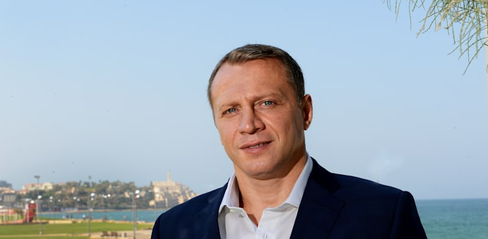 שר התיירות יואל רזבוזוב / צילום: איל יצהר