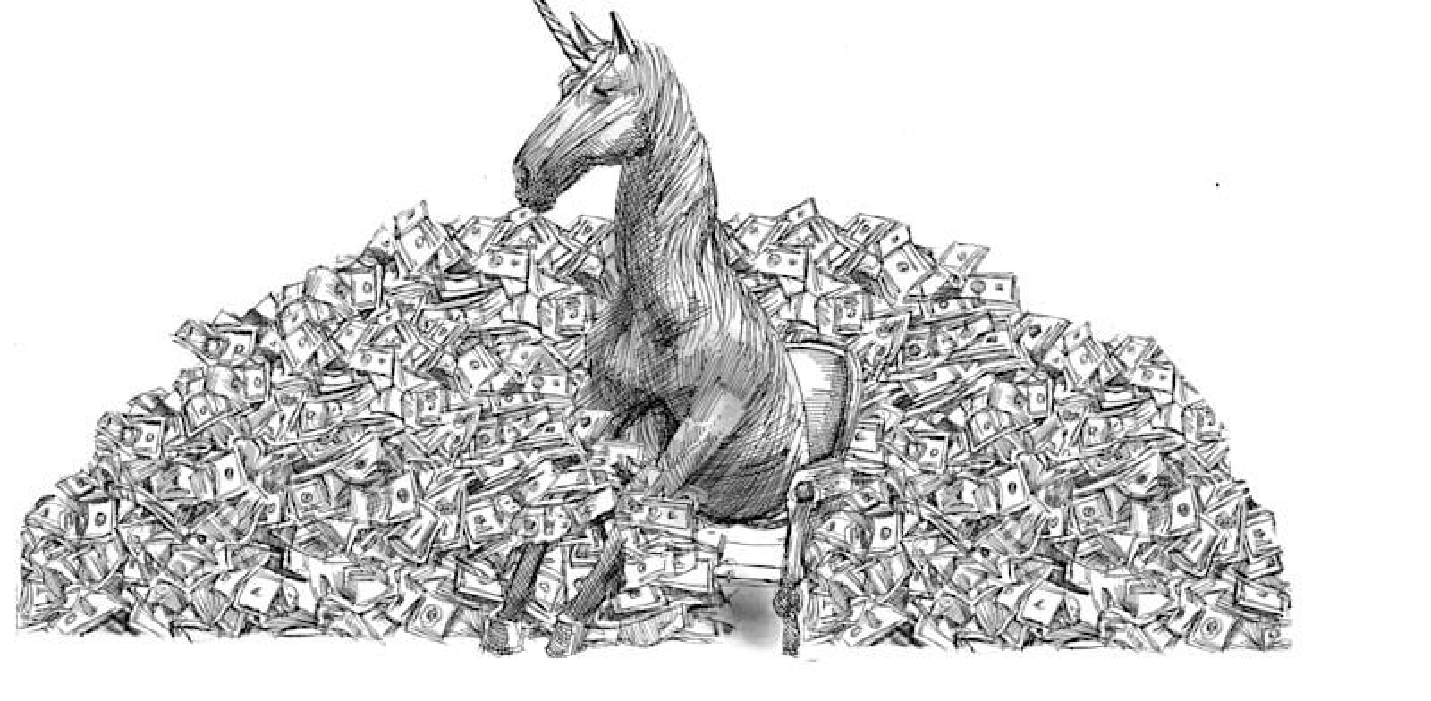Unicorn Illustration: Gil Gibli