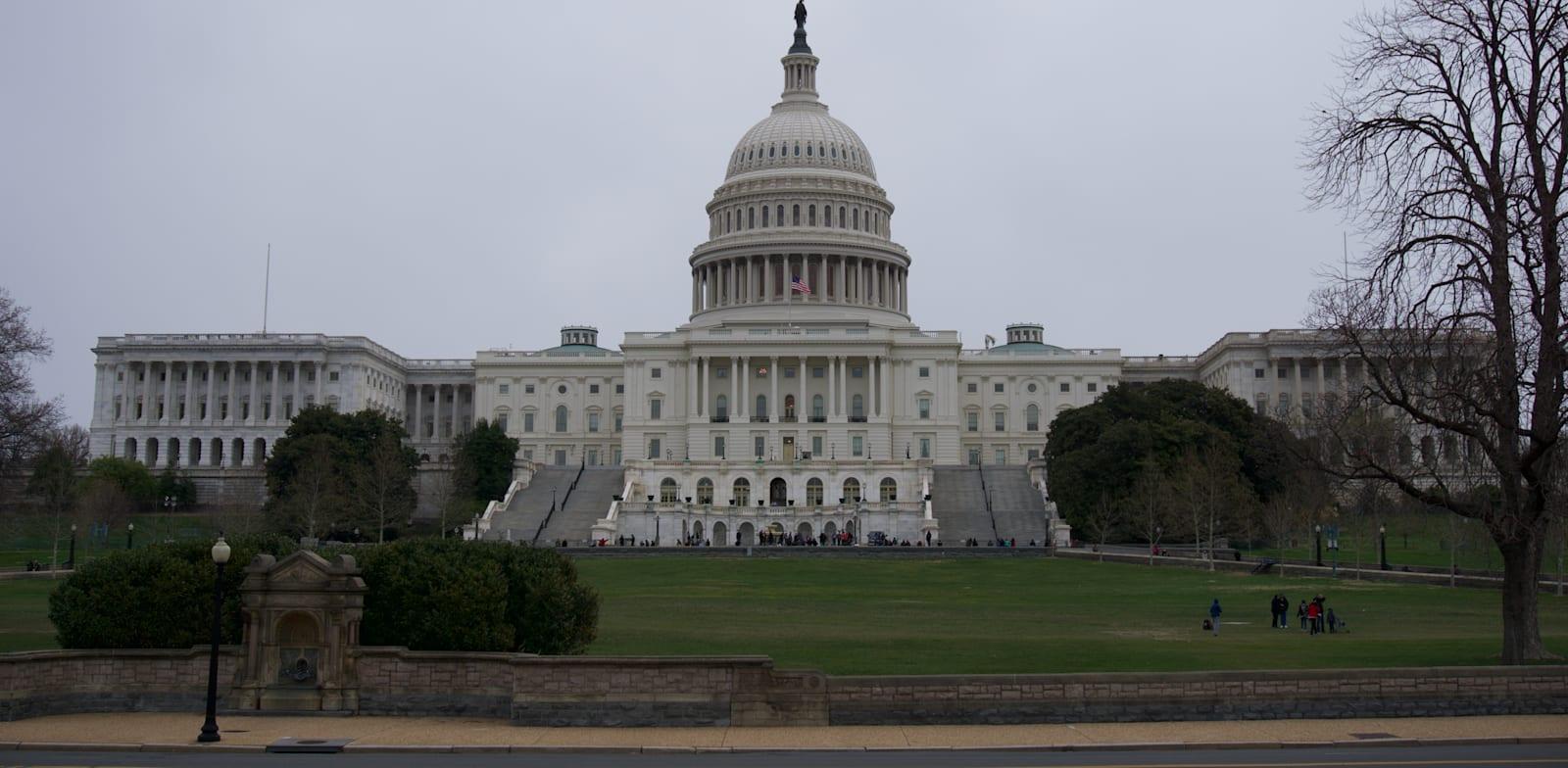 גבעת הקפיטול בוושינגטון / צילום: Shutterstock, Brad Booysen