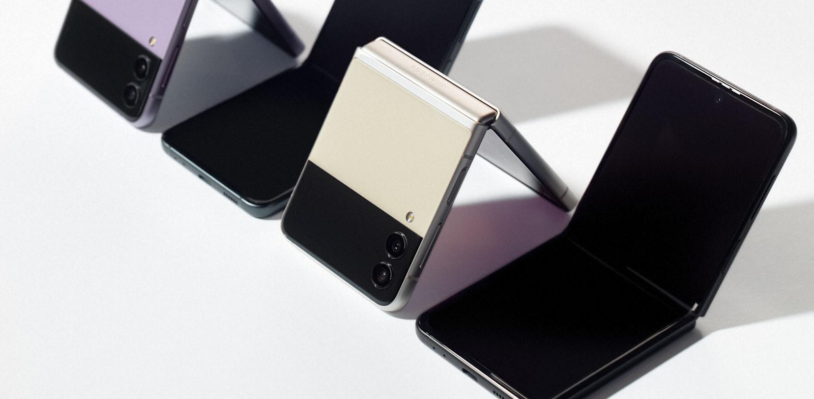 Galaxy Z Flip3 5G / צילום: סמסונג