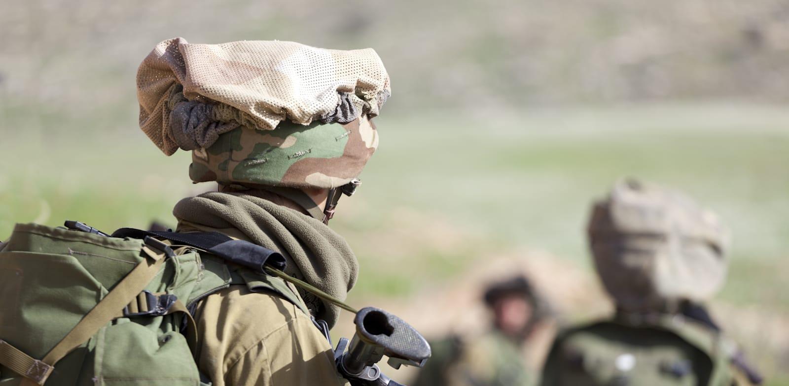 העלאת שכר חיילי החובה: זה לא ליברמן - זה גנץ