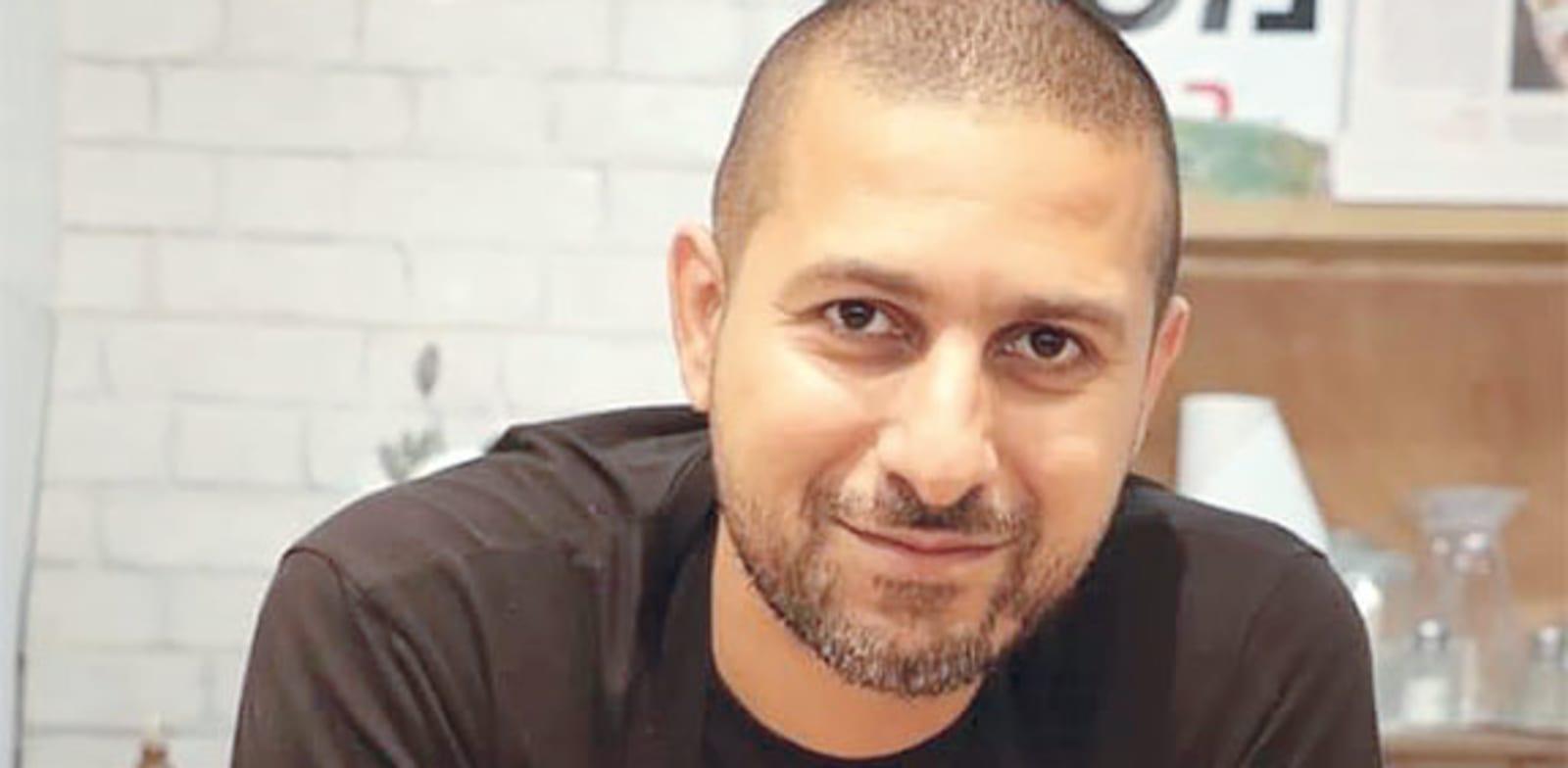 אחמד חטאב, בעלי אל קלחה / צילום: תמונה פרטית