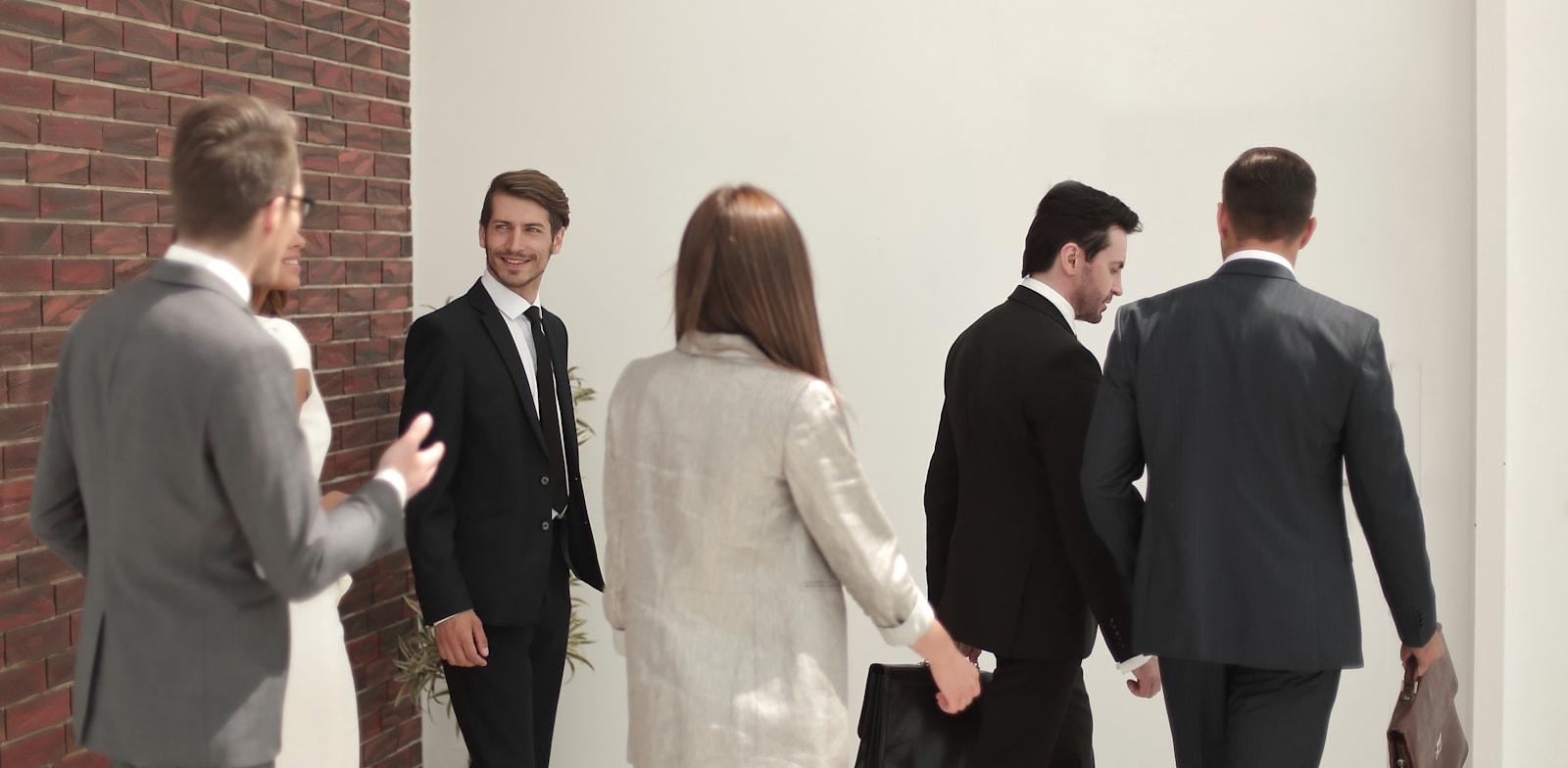 הפירמות הגדולות של עורכי הדין הגיעו לרווחי שיא בשנת הקורונה / אילוסטרציה: Shutterstock