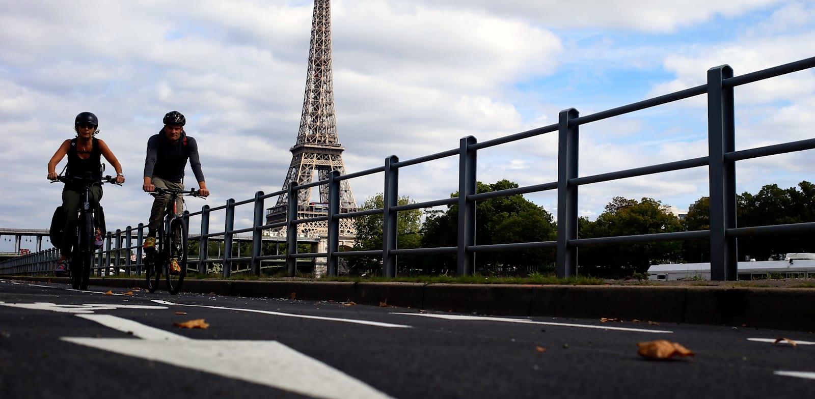 פריז - עיר 15 הדקות של אן הידלגו, משמשת השראה לראשי ערים בכל העולם / צילום: Associated Press, Francois Mori