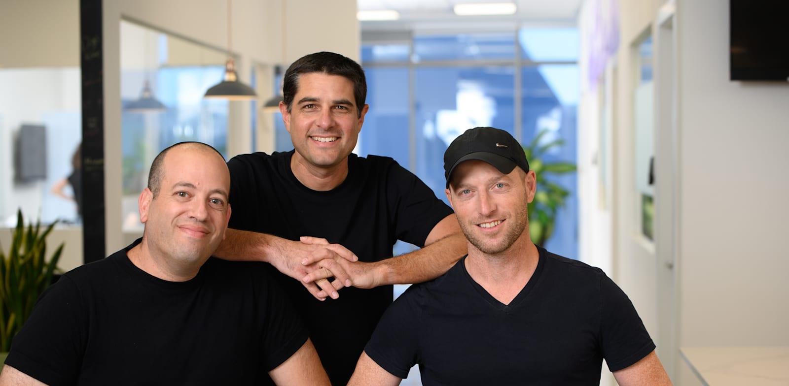 Jifiti founders Photo: PR