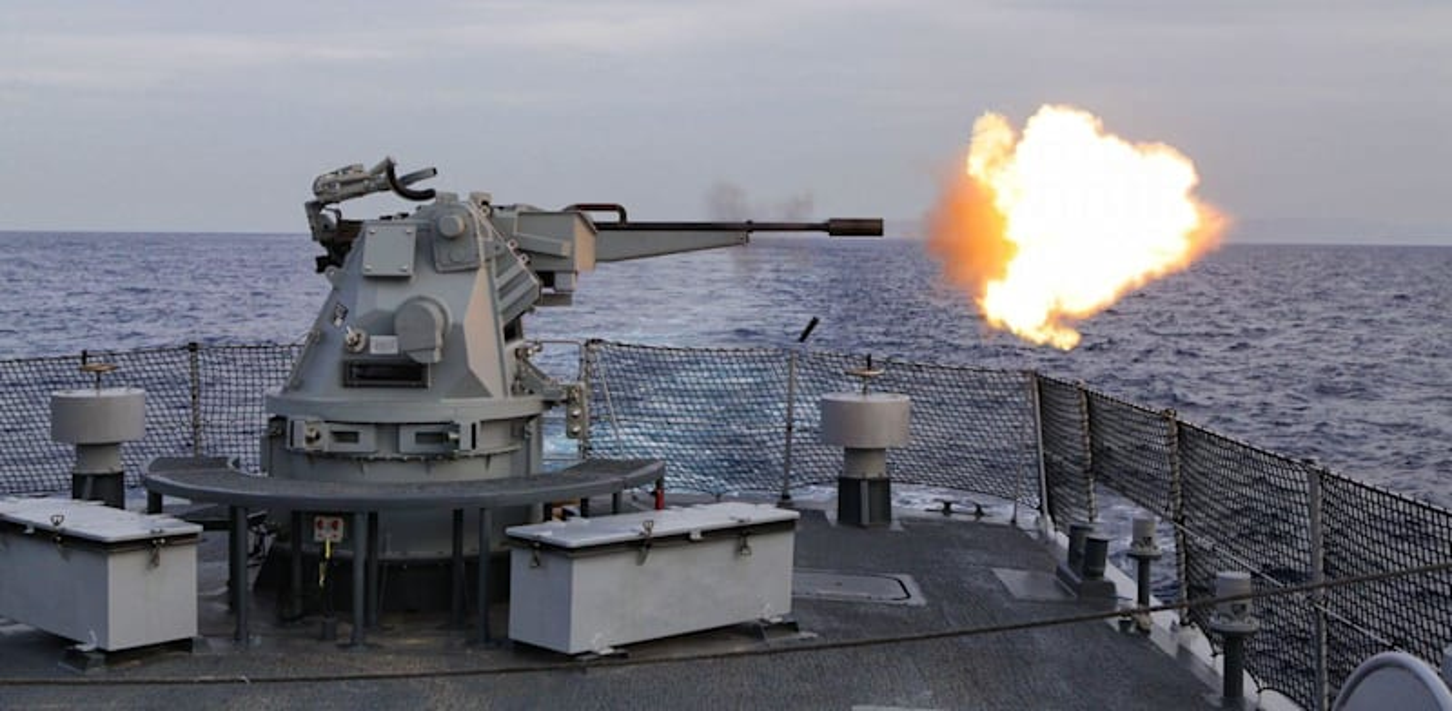 Rafael naval warfare systems Photo: Rafael