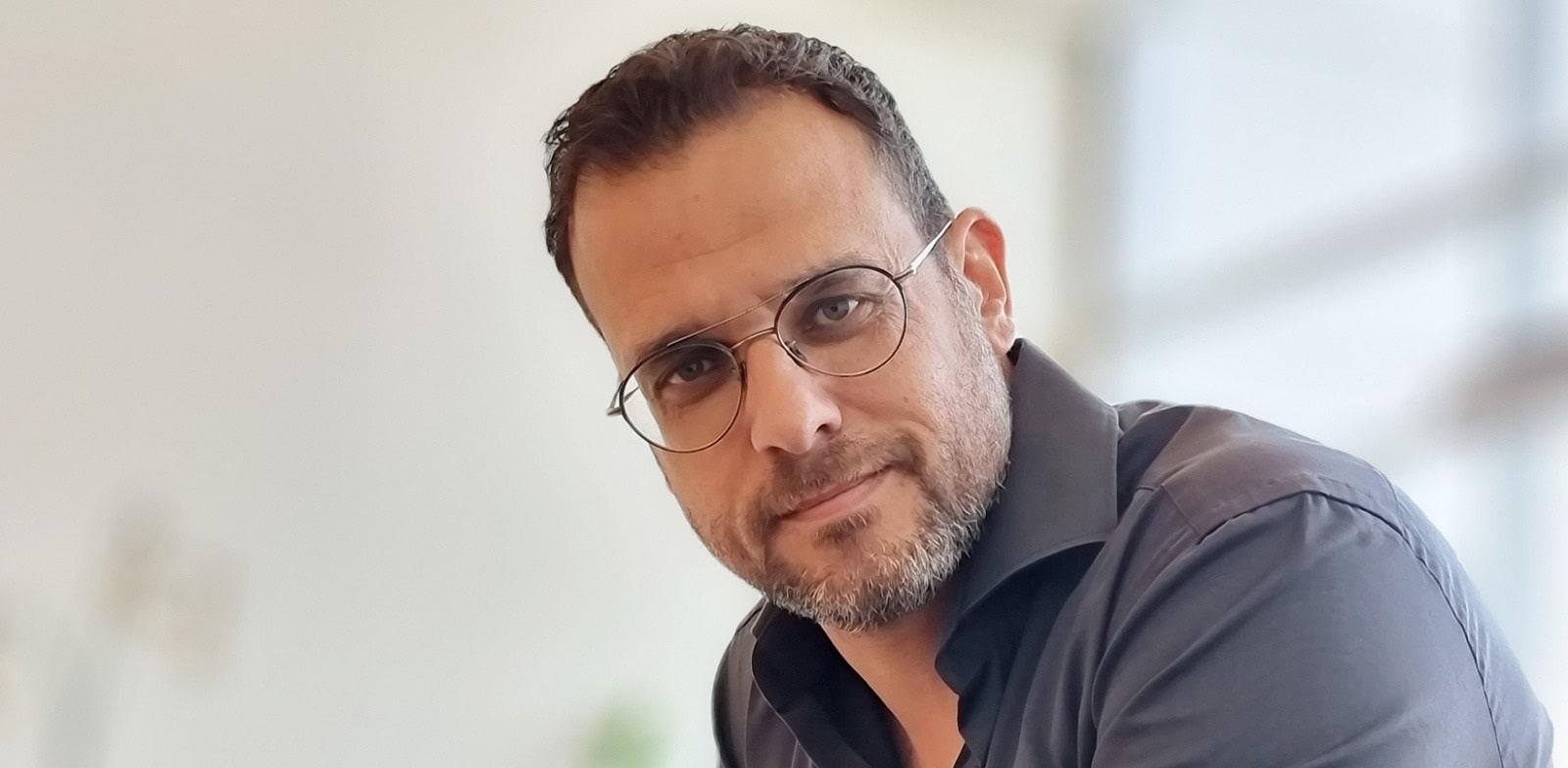 רונן סלם,  סמנכ''ל השיווק של סמסונג ישראל / צילום: עידו איזק