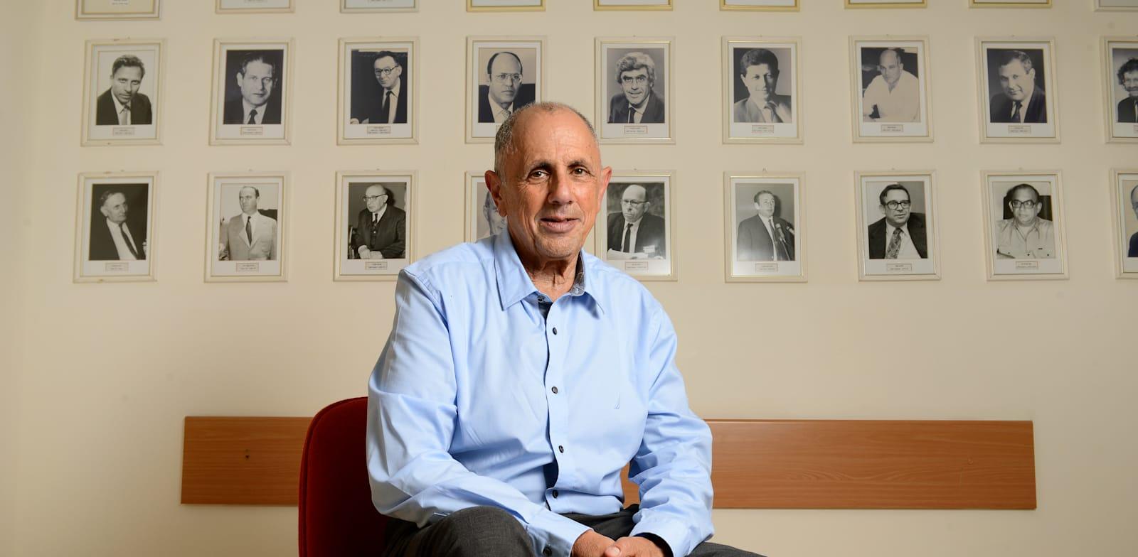 רם בלינקוב, מנכ''ל משרד האוצר / צילום: איל יצהר