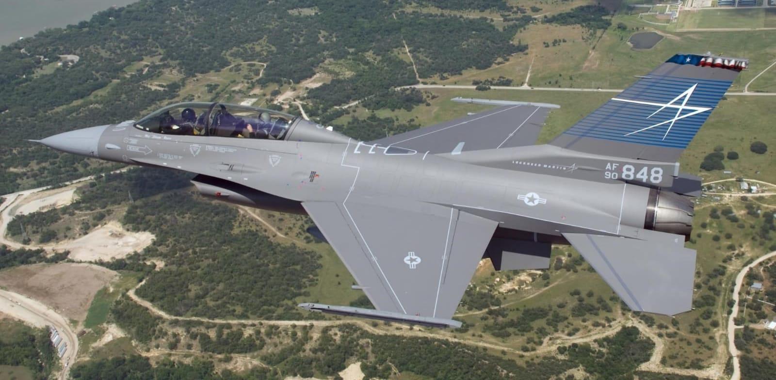 F-16 Photo: IAI