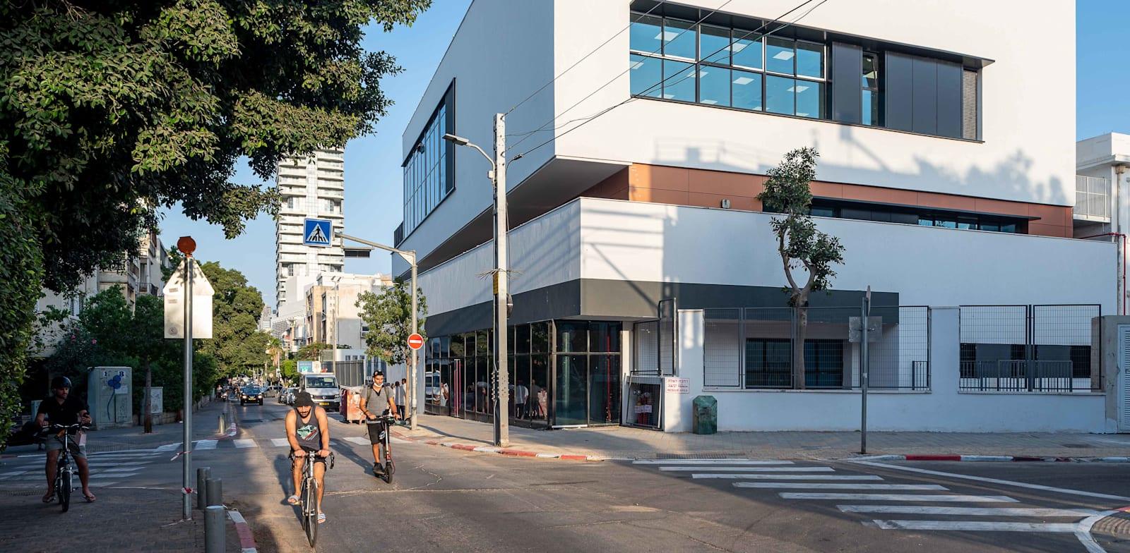 בית הספר תל נורדאו, תל אביב / צילום: דניאל קסב