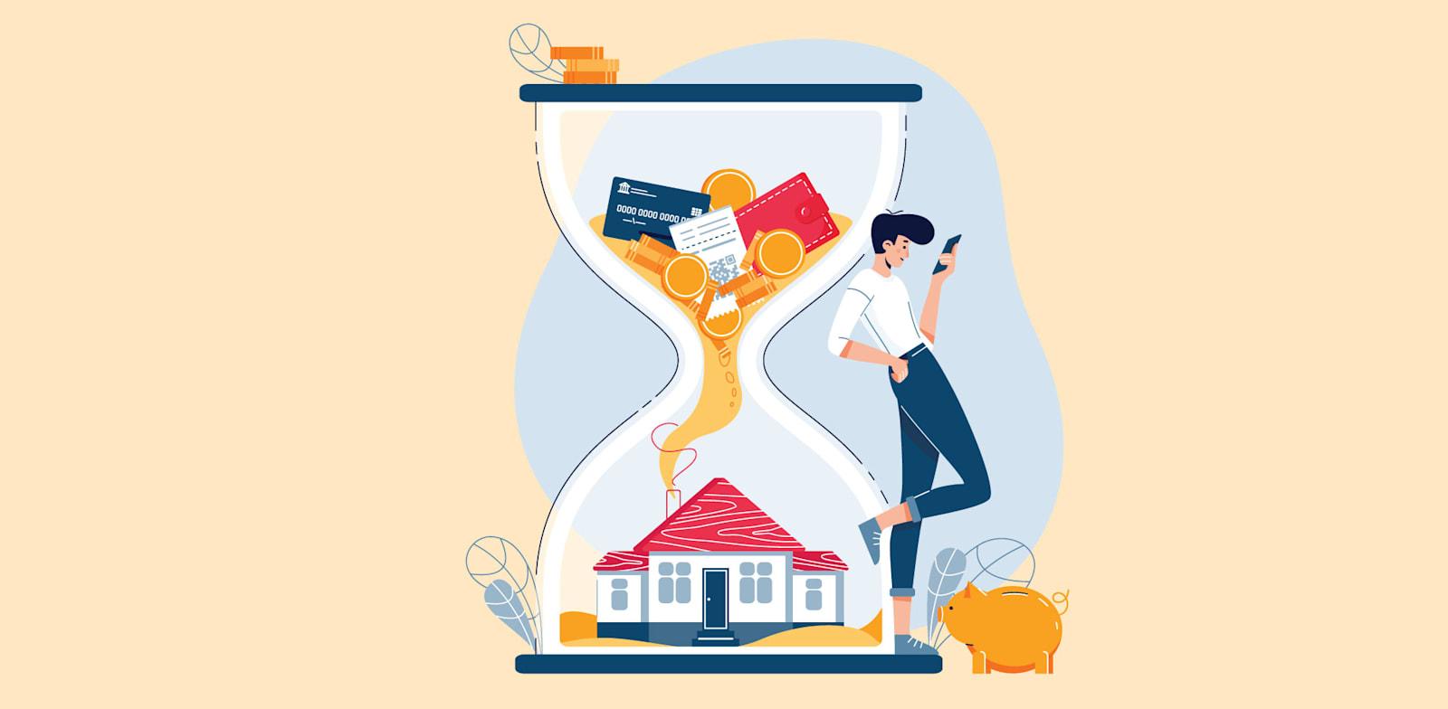 חלום הדירה מתרחק, והביקוש לשכירות לטווח ארוך מזנק / צילום: Shutterstock