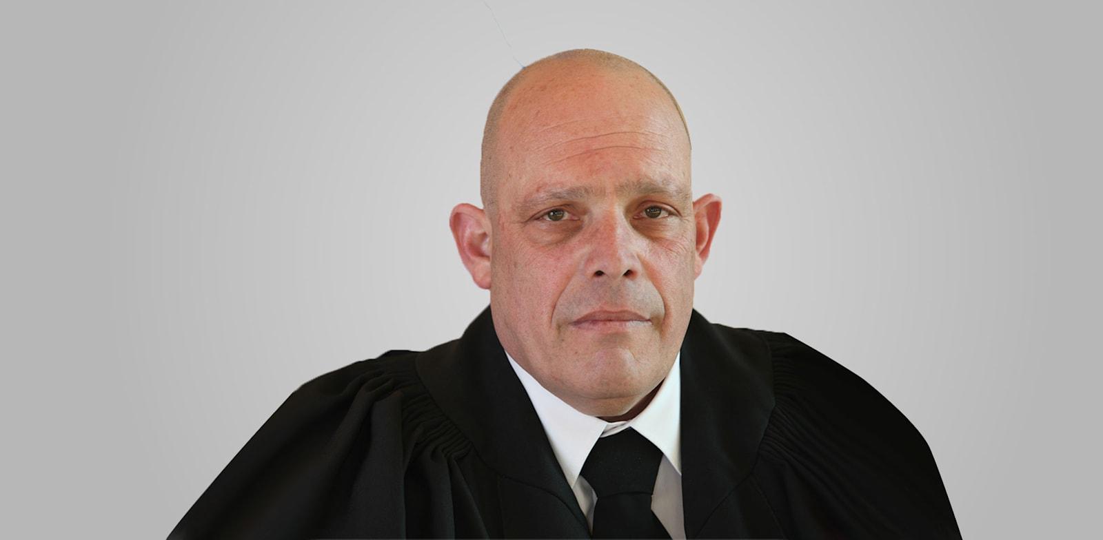 השופט ארז שני / צילום: דוברות בתי המשפט
