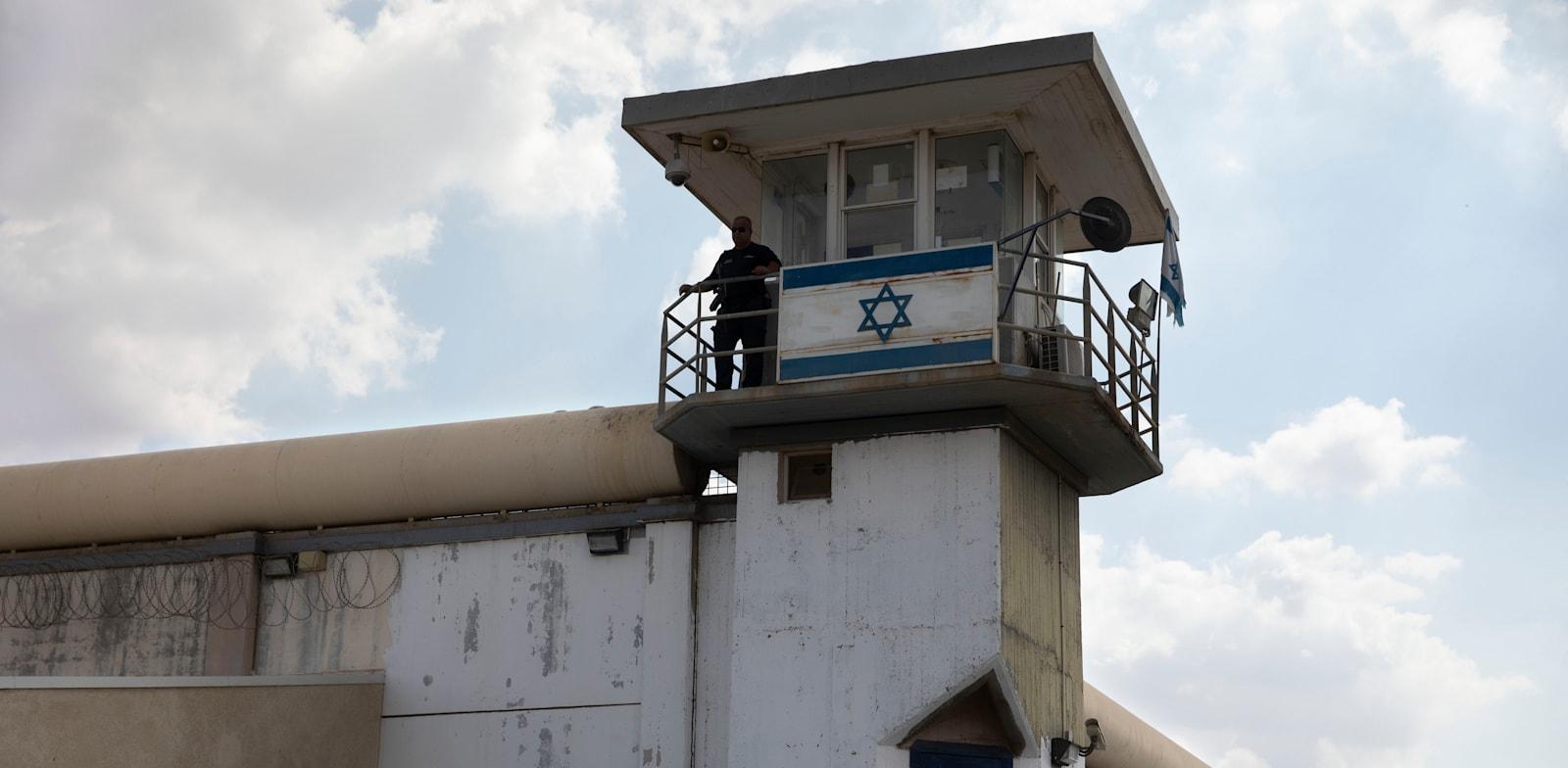 כלא גלבוע / צילום: Associated Press, Sebastian Scheiner