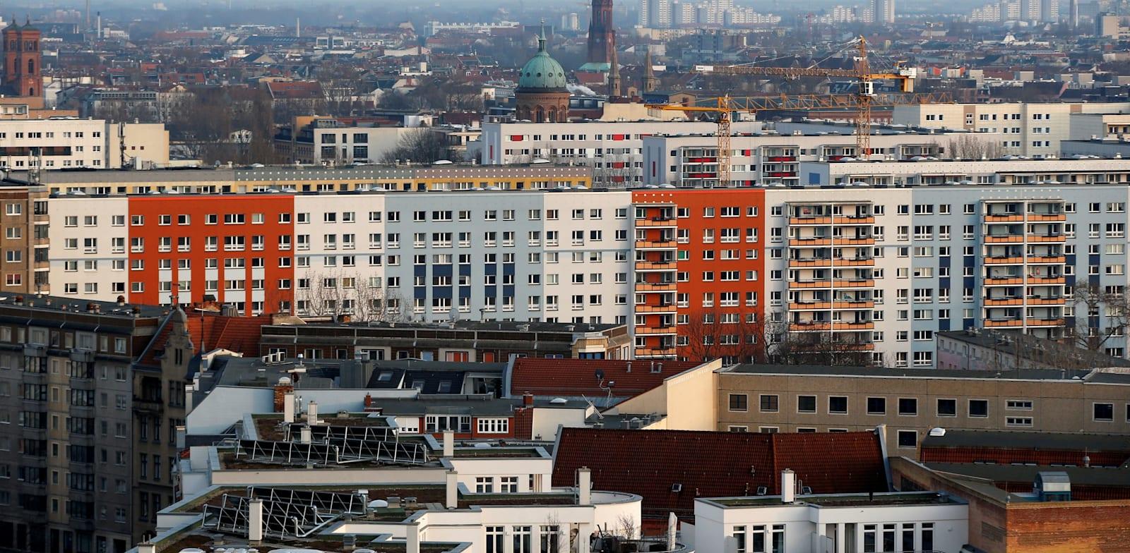 שכונת קרויצברג בברלין / צילום: Reuters, Fabrizio Bensch