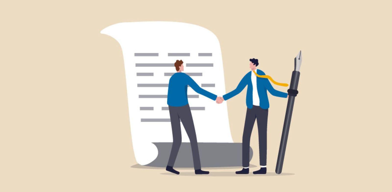 כיצד יש לאכוף הסכם אופציה שאליו  לא צורף נוסח מוסכם של חוזה מכר / אילוסטרציה: Shutterstock