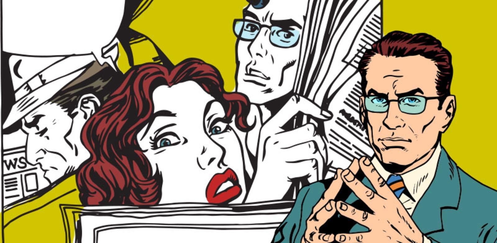 גנב הספרים / צילום: Shutterstock