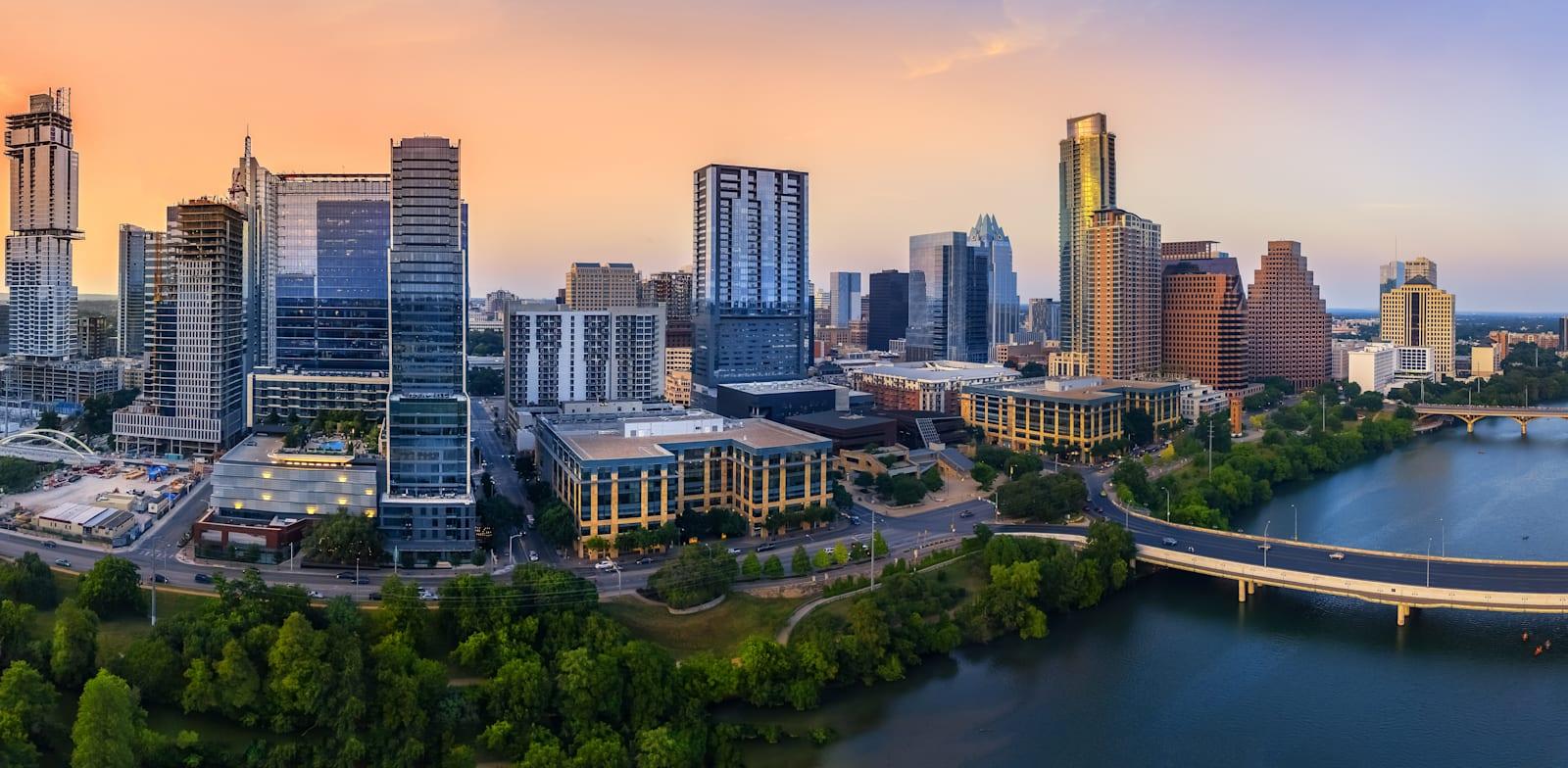 Austin, Texas  credit: Shutterstock