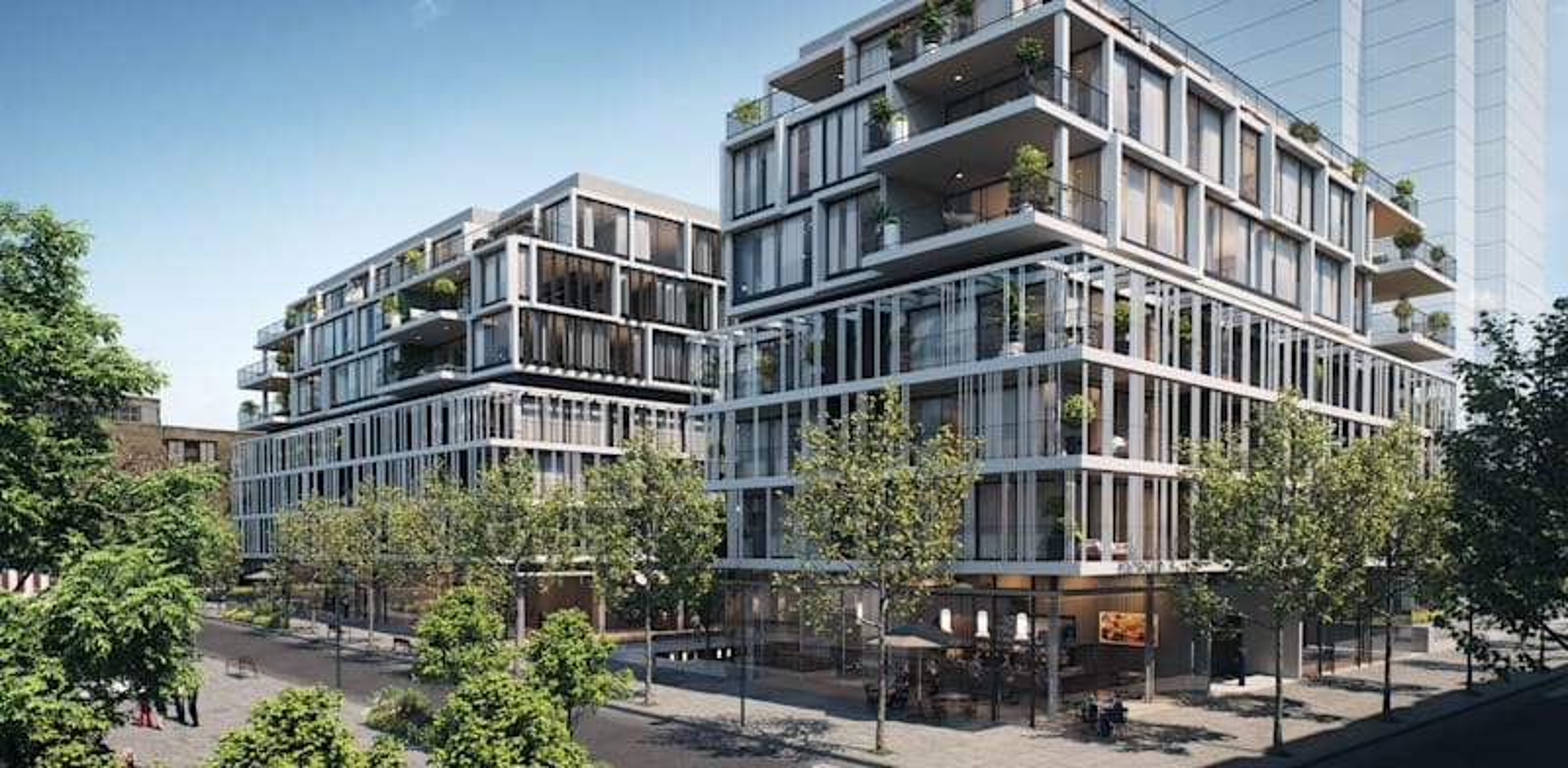 Basel Square project Photo: White City,  JTLV Fund