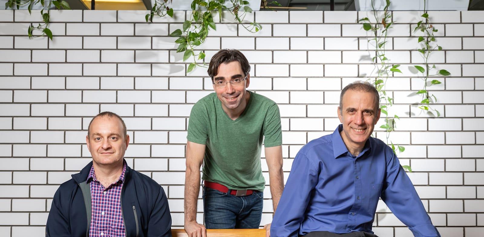 Guardicore founders Photo: PR