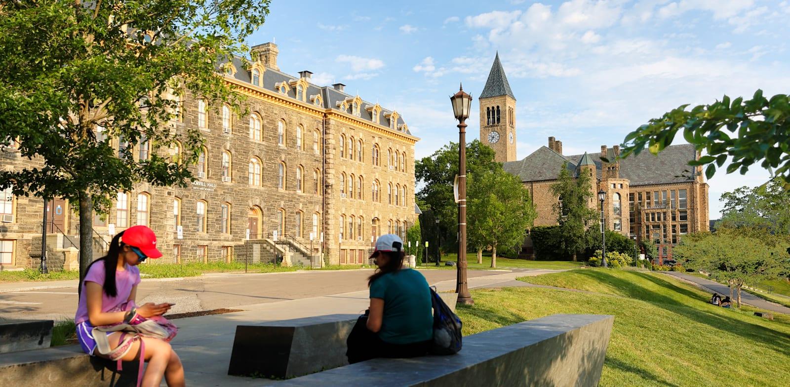 אוניברסיטת קורנל באיתקה. התוכנית תיצר 1,000 מקומות עבודה בעיר / צילום: Shutterstock