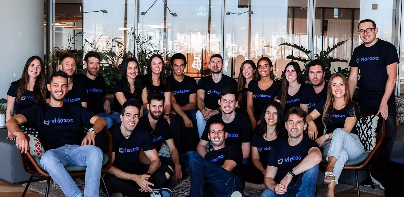 Vidazoo team Photo: Vidazoo